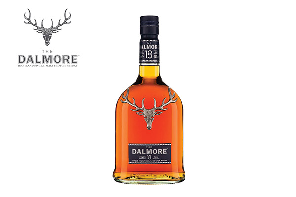 Single Malt 18 years old, Dalmore, 70 cl