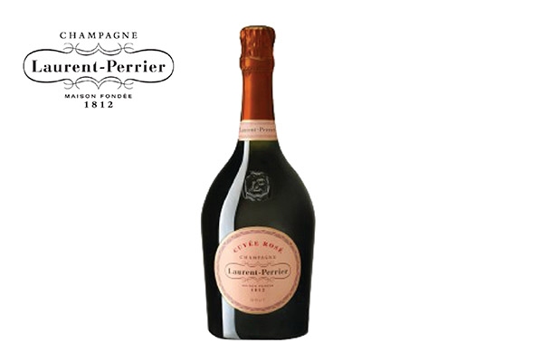 Champagne Rose, Laurent Perrier, 75 cl