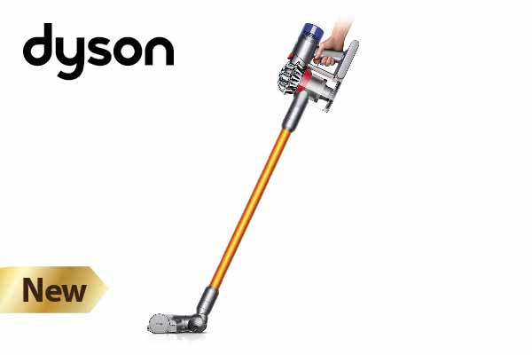 Dyson V8 absolute cord-free vacuum hassle- free high suction
