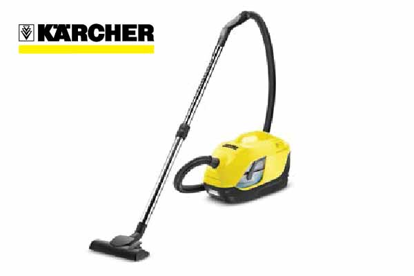 Karcher water filter vacuum cleaner 900W - DS 5800