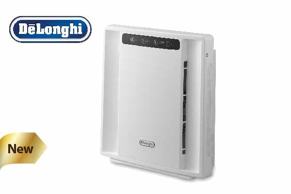 Delonghi air purifier for rooms up to 25 m2