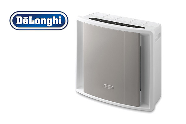 Delonghi air purifier for rooms up to 40m2