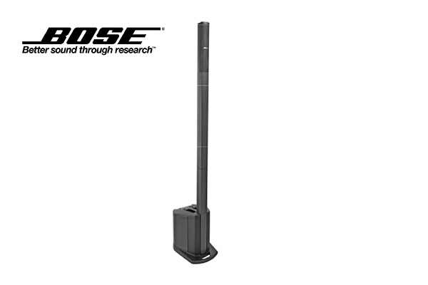 Bose L1 compact system, spatial dispersion technology & bluetooth adapter