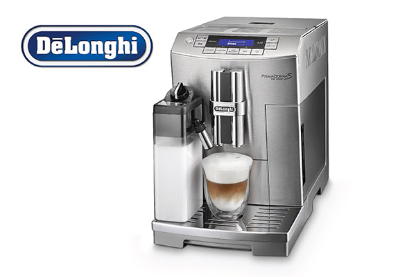 Delonghi Primadonna full automatic, 5 functions