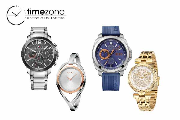 Time Zone gift voucher worth 375,000LL