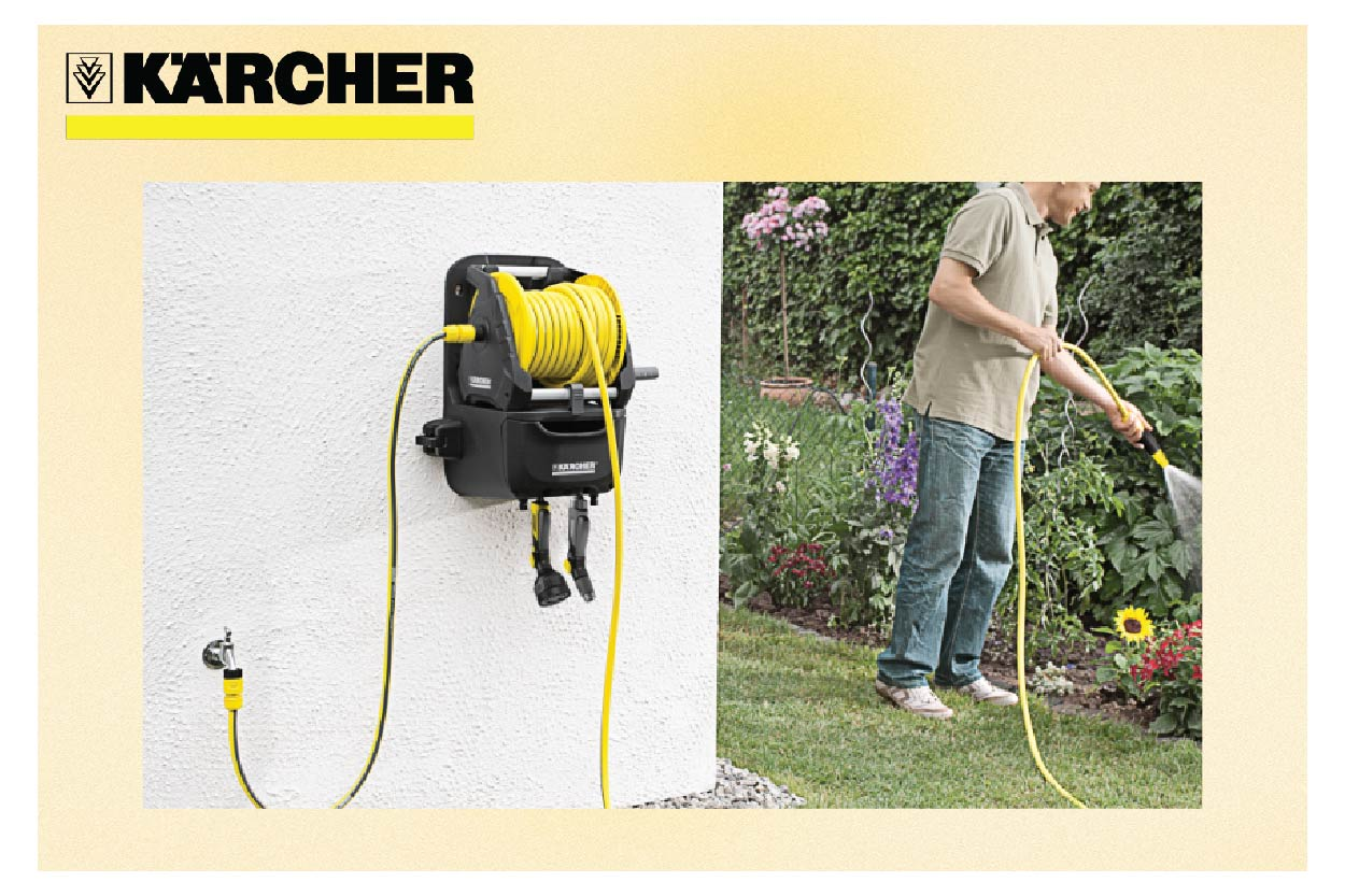 Karcher K 3 full control, weight : 4.4kg
